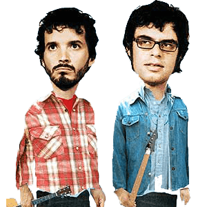 flight of the conchords sounds