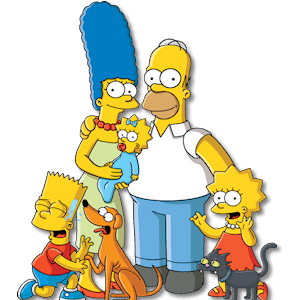 The Simpsons sound files
