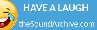 Have a laugh at The Sound Archive